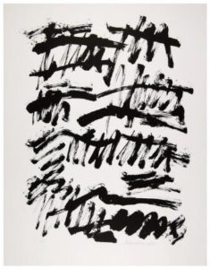 Jan Schoonhoven, Screenprint